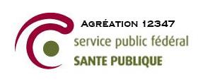agréation SPF-Santé